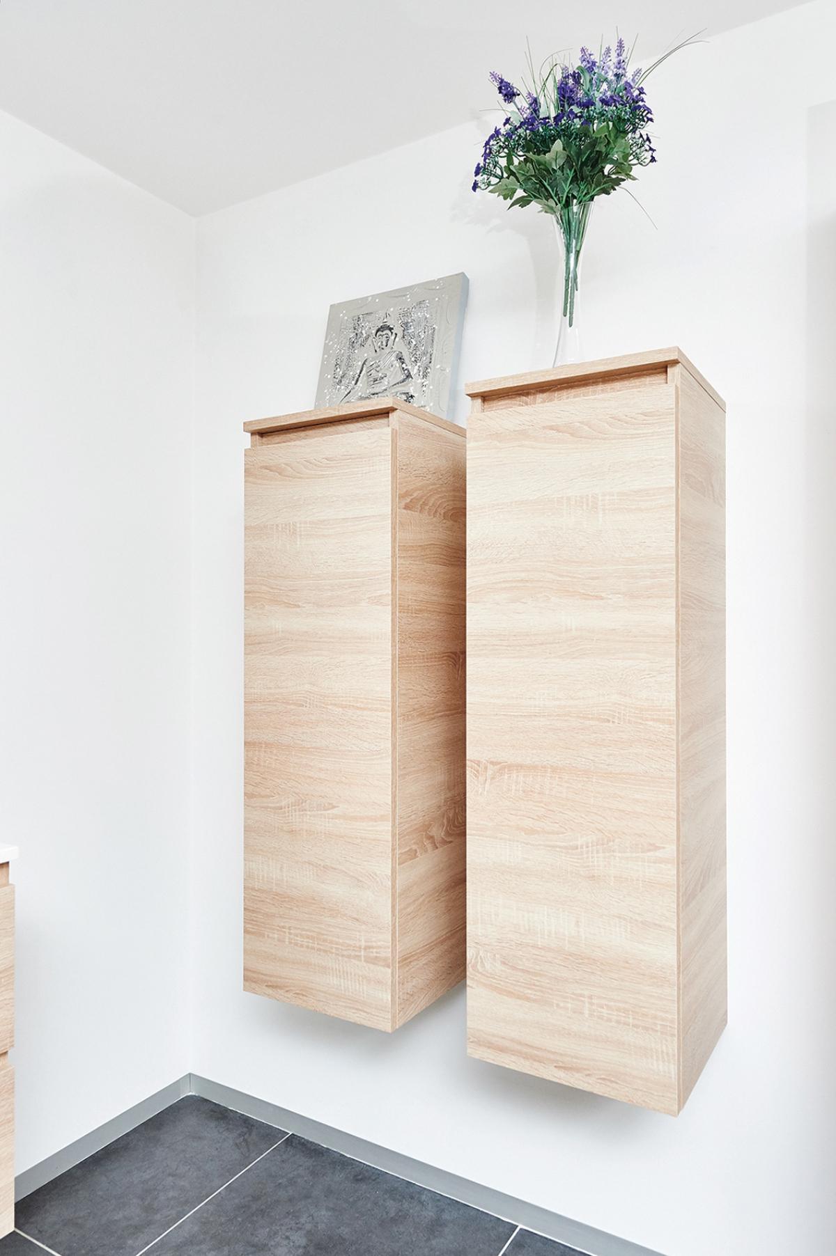 Colonnes salle de bains Kira - ZENID