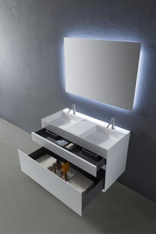 Meuble et tables vasques Graffio - ANTONIO LUPI