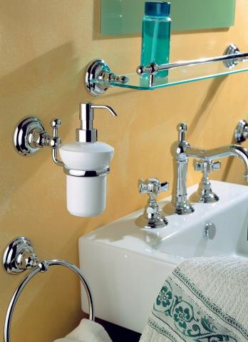 Accessoires de salle de bains porte serviette porte for Accessoires de salle de bain zodio