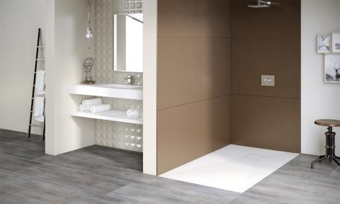 Panneaux mureaux de douche - AQUACENTO