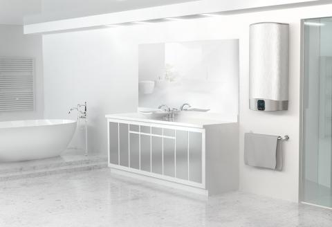 Chauffe-eau électrique horizontal ou vertical Velis Evo plus - ARISTON