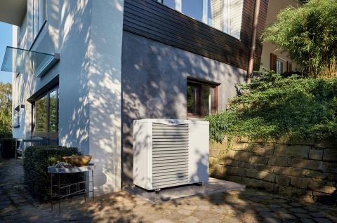 Pompe à chaleur air/eau aroTHERM - VAILLANT