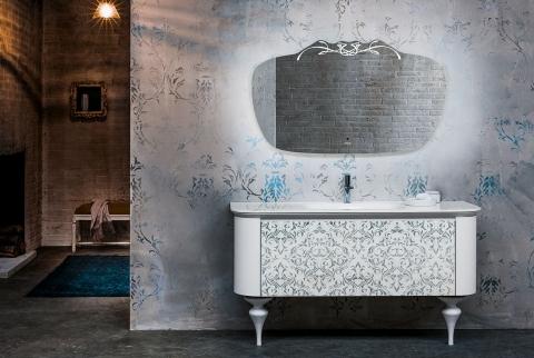 Meubles et table vasque Incanto - ARTELINEA