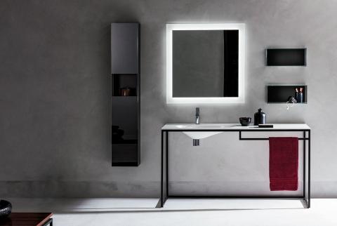 Meubles et table vasque Frame - ARTELINEA