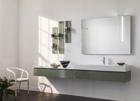 Meubles et table vasque Monolite 2.0 - ARTELINEA