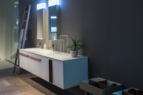 Meubles et table vasque Riga - ARTELINEA