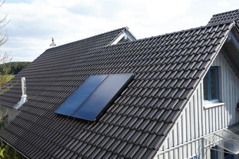 Capteurs solaires auroTHERM - VAILLANT