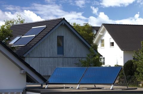 Capteurs solaires aroTHERM - VAILLANT
