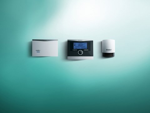 Thermostats d'ambiance modulants calorMATIC VRC - VAILLANT