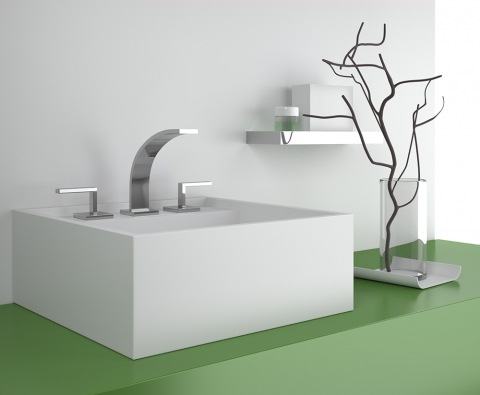 Mitigeur lavabo Wave - CISAL