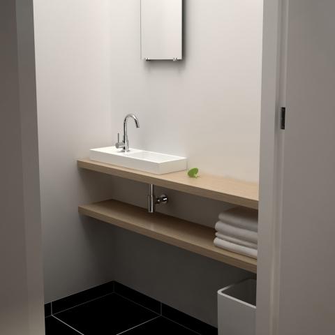 Lave-mains Mini Wash Me - CLOU