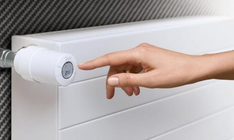 Vannes thermostatiques électroniques Living Eco - DANFOSS