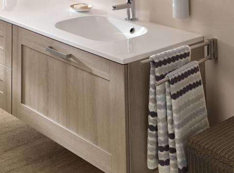 Meubles et table vasque Frame - DEDECKER