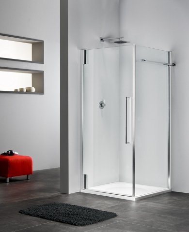 Porte et paroi de douche Princess 4000 - DUKA