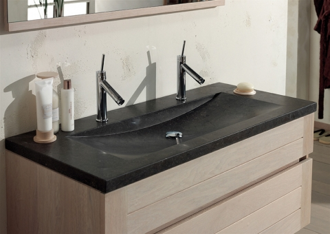 Meubles et table vasque Base Terra - F&F