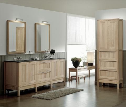 Meubles et table vasque Hermes - F&F