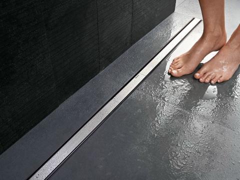 Caniveau de douche CleanLine - GEBERIT