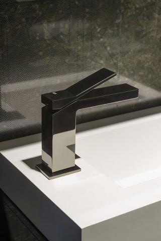 Mitigeur pour lavabo ou vasque Rettangolo K - GESSI