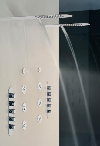 Tête de douche Tremillimetri - GESSI