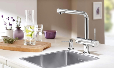 Mitigeur Blue - GROHE