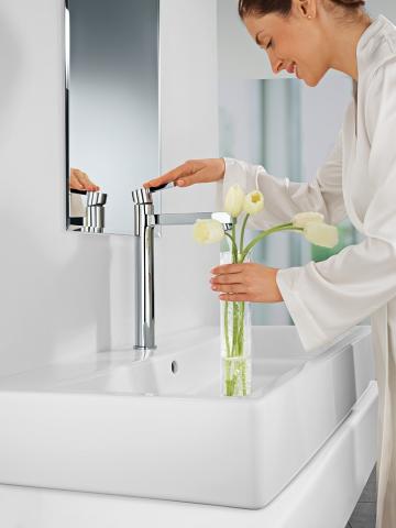 Mitigeur lavabo surélevé Lineare - GROHE