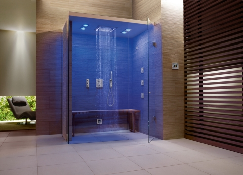 Robinetterie de douche Spa F-Digital - GROHE