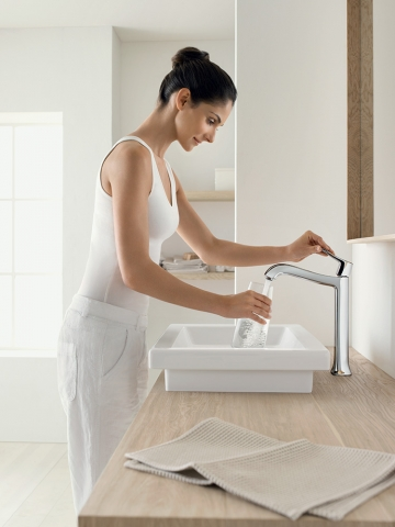 Mitigeur lavabo Metric Classic - HANSGROHE