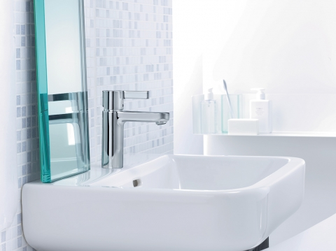 Mitigeur lavabo Metris S - HANSGROHE
