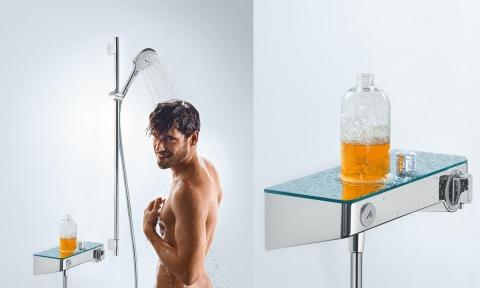 Mitigeur thermostatique de douche ShowerTablet - HANSGROHE