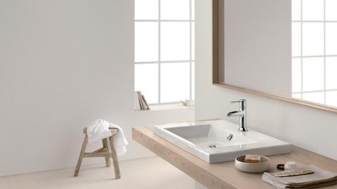 Mitigeur lavabo Talis Classic - HANSGROHE