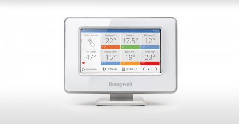Thermostat d'ambiance connecté Evohome - HONEYWELL