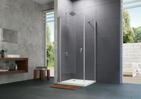 Porte et paroi de douche New Design Pure - HUPPE