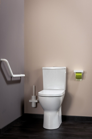 WC à poser pour personnes à mobilité réduite Idhraqua - IDHRA
