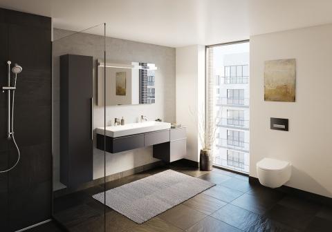 Meubles de salle de bains Geberit iCon