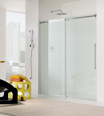 Porte coulissante de douche Air 8000 - INDA