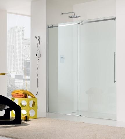 Porte coulissante de douche Air 8000 - INDA