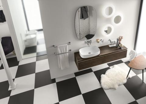 Meubles et vasque Perfetto - INDA