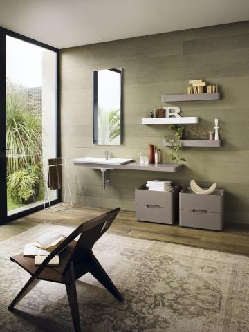 Meubles et table vasque Pfs - INDA