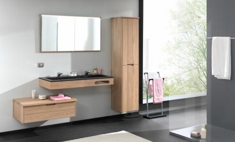 Meuble et vasque pour salle de bains Margaux - OUAK4U