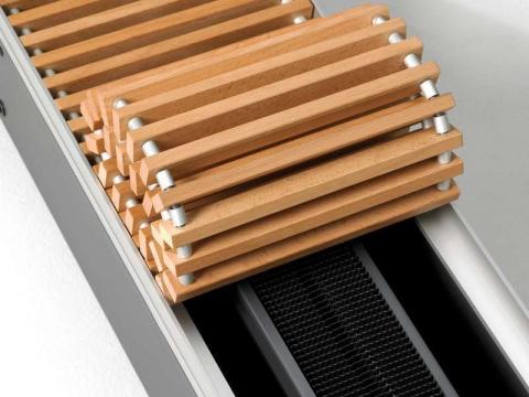 convecteur lectrique reli une chaudi re ou pompe chaleur induscabel salle de bains. Black Bedroom Furniture Sets. Home Design Ideas