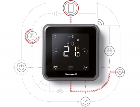 Thermostat connecté Lyric T6 - HONEYWELL