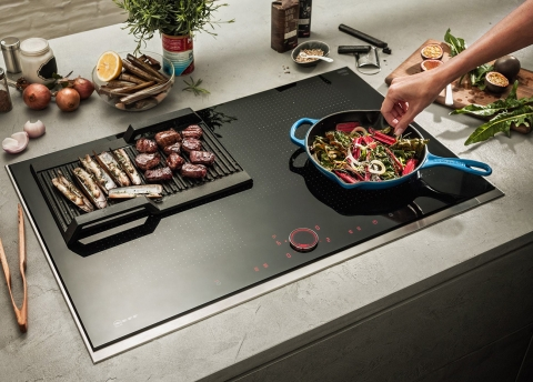 Table de cuisson TwistTable - NEFF
