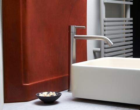 Mitigeur lavabo Steel - PAFFONI