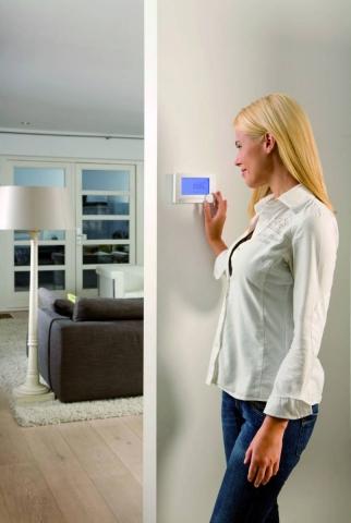 Thermostat et régulateur climatique iSense - REMEHA