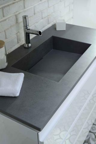 Meubles et table vasque Halo - SANIJURA