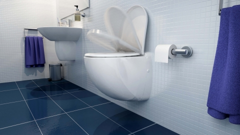 WC broyeur SaniCompact - SFA