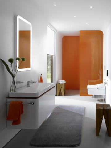 WC japonais avec douchette intégrée Washlet - TOTO