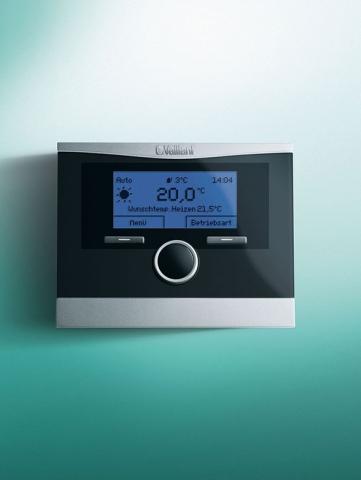 Régulateur climatique calorMATIC VRC 470 - VAILLANT