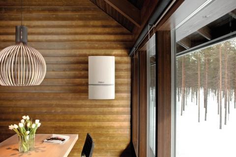 Chaudière murale au gaz à condensation EcoTEC - VAILLANT