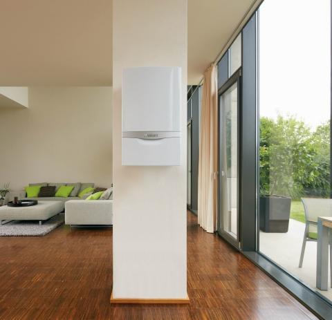 Chaudière murale au gaz à condensation EcoTEC plus - VAILLANT